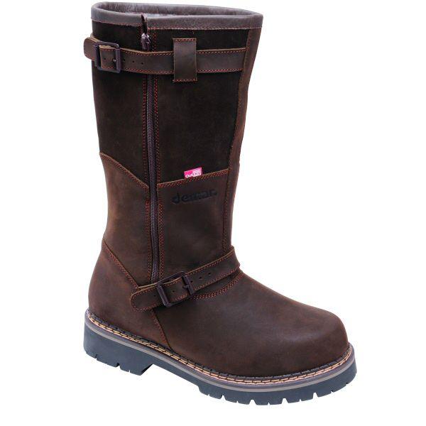 DEMAR - Myslivecká zimní obuv TIROL DELUXE 6468 hnědá