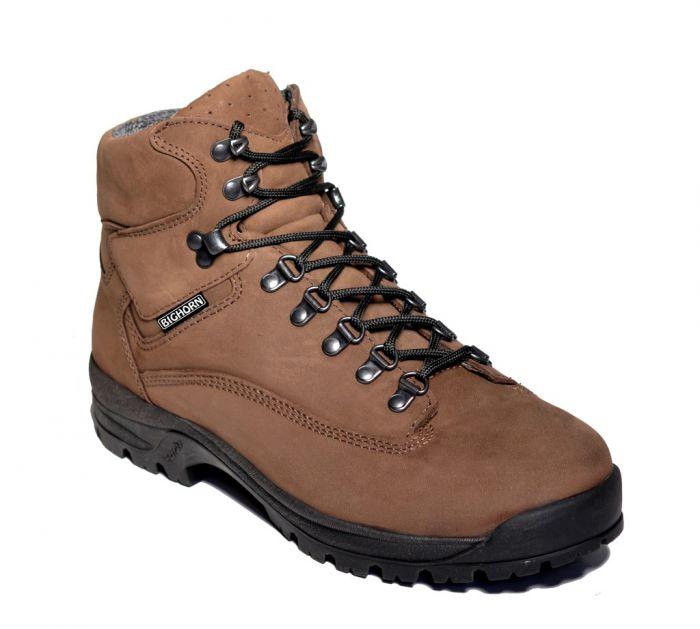 BIGHORN - Pánská treková obuv NEVADA 0710 hnědá