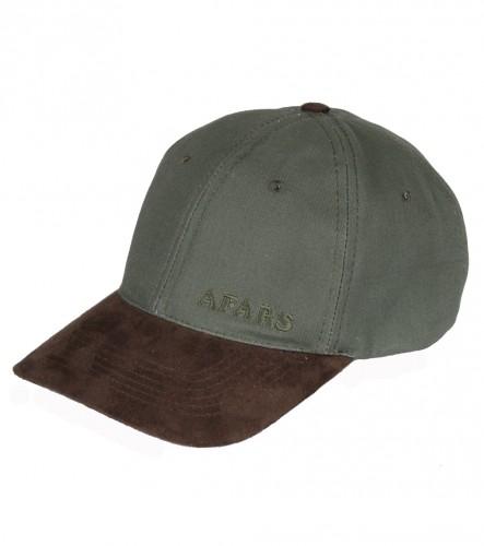 Čepice se štítkem AFARS tmavá