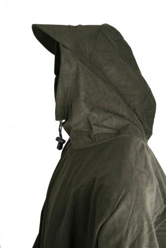 Pláštěnka pončo zelené