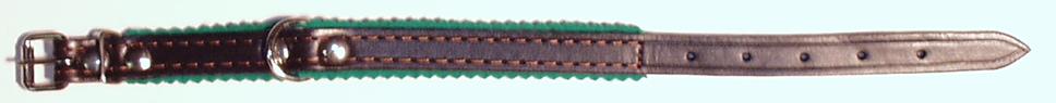 Obojek podšitý, 75 cm